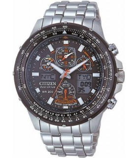 CITIZEN ECO-DRIVE RADIO