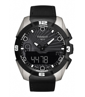 TISSOT T-TOUCH EXPERT SOLAR TONY PARKER 2014 LIMITED T091.420.46.061.00