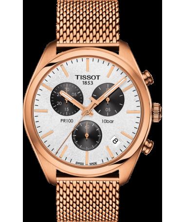 TISSOT PR 100 CHRONOGRAPH  T101.417.33.031.01