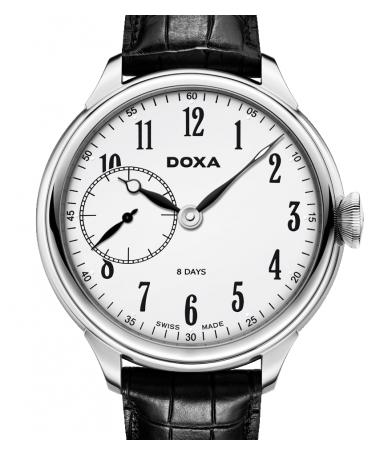 DOXA 8 DAYS MANUFACTURE 125.10.015.01