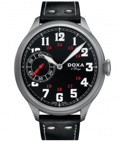 DOXA 8 DAYS MANUFACTURE