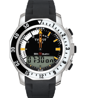 TISSOT T-Touch Sea Touch