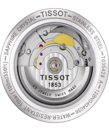 TISSOT PR 100 DUAL TIME T101.452.11.031.00