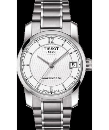 TISSOT TITANUM AUTOMATIC T087.207.44.037.00