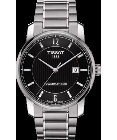 TISSOT TITANUM AUTOMATIC T087.407.44.057.00