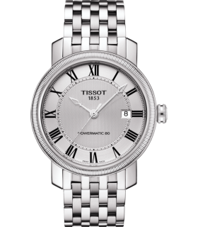 TISSOT BRIDGEPORT POWERMATIC