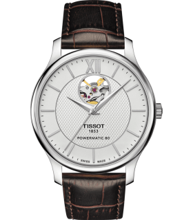 copy of TISSOT TRADITION AUTOMATIC OPEN HEART T063.907.16.058.00