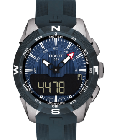 TISSOT T-TOUCH EXPERT SOLAR II T110.420.47.041.00