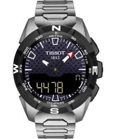 copy of TISSOT T-TOUCH EXPERT SOLAR II T110.420.47.051.00