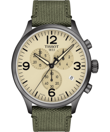 Zegarek Tissot Chrono XL