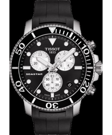 Zegarek Tissot Seastar 1000 Chronograph T120.417.17.051.00