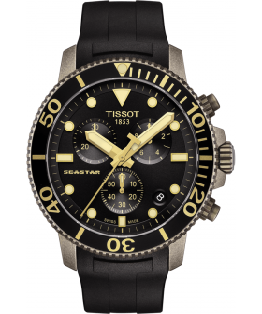 copy of Zegarek Tissot Seastar 1000 Chronograph T120.417.17.051.00