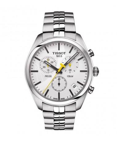 TISSOT PR 100 CHRONOGRAPH TOUR DE FRANCE  T101.417.11.031.01