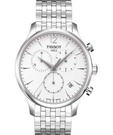 copy of TISSOT TRADITION CHRONO GENT T063.617.11.067.00