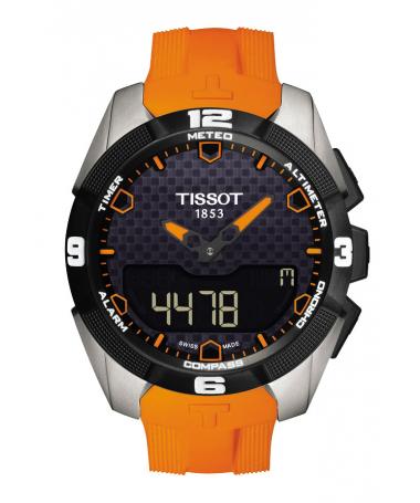 ZEGAREK TISSOT T-TOUCH EXPERT SOLAR T091.420.47.051.01