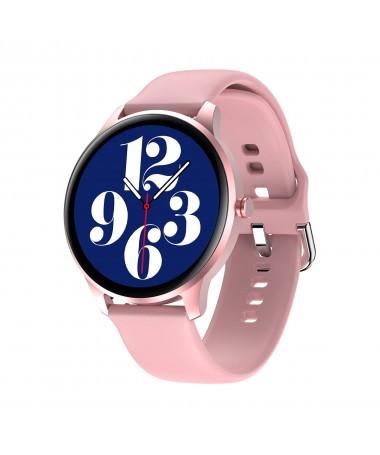 Smartwatch Garett Lady Olivia RT różowy