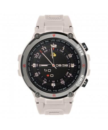 Smartwatch Garett Sport Combat RT beżowy