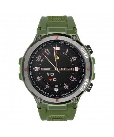 Smartwatch Garett Sport Combat RT zielony