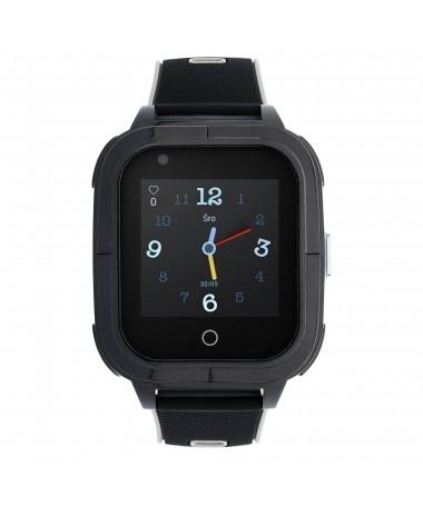 Smartwatch dziecięcy Garett Kids Craft 4G RT czarny