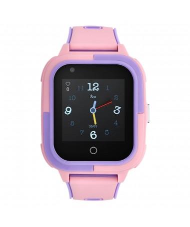 Smartwatch dziecięcy Garett Kids Craft 4G RT różowy