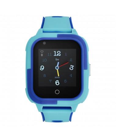 Smartwatch dziecięcy Garett Kids Craft 4G RT niebieski