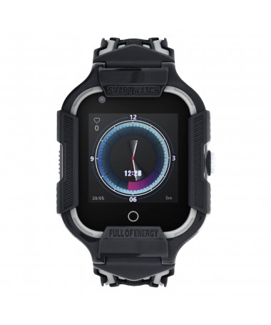 Smartwatch dziecięcy Garett Kids Bloom 4G RT czarny