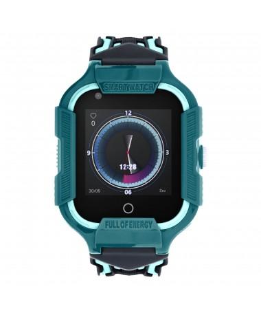 Smartwatch dziecięcy Garett Kids Bloom 4G RT zielony